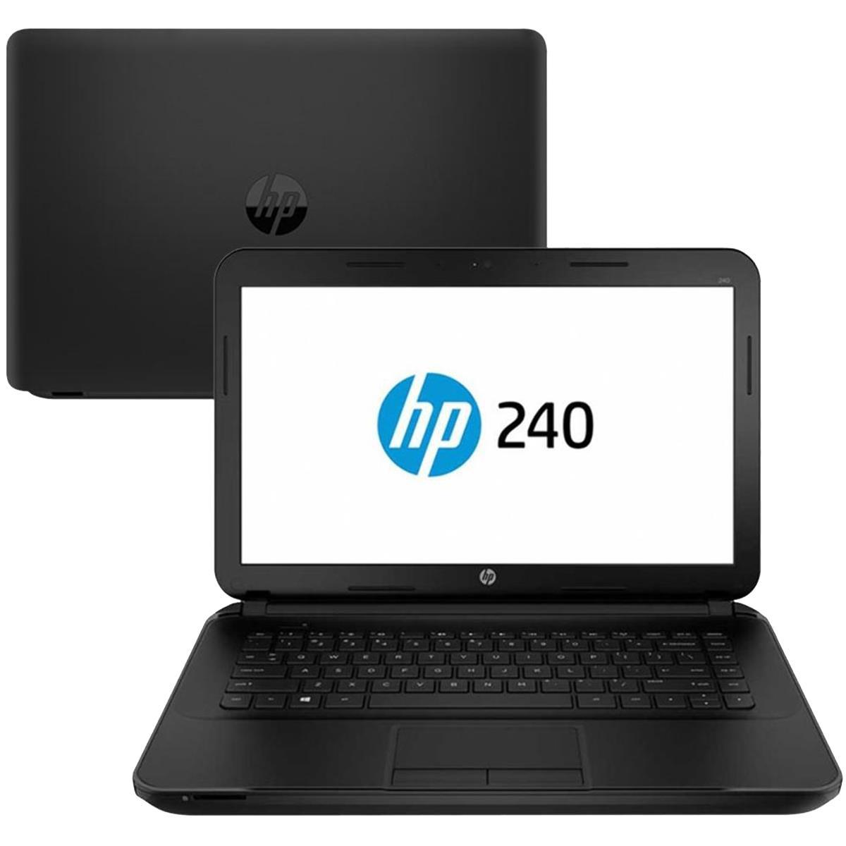 Notebook 240 Intel Core I3 5005U 4Gb 500 Windows 10 E Office