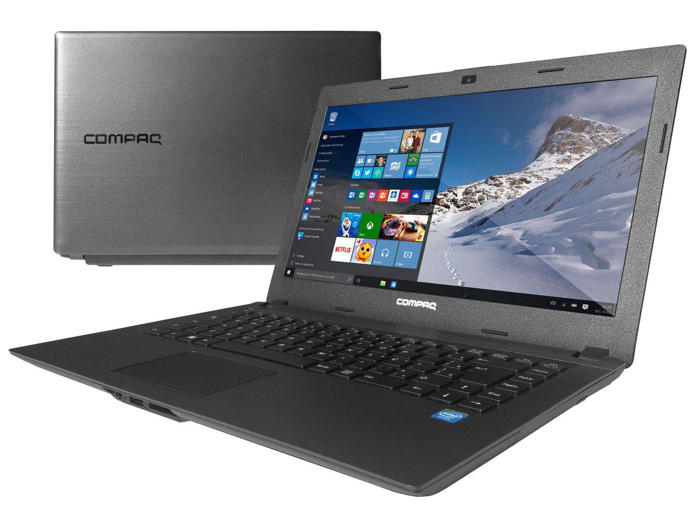 Notebook samsung dual core 4gb - Notebook Compaq Presario Cq 23 Intel Dual Core 4gb 500gb Led 14 Windows
