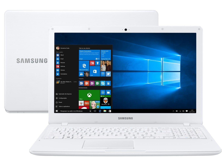 Notebook samsung dual core 4gb - 3
