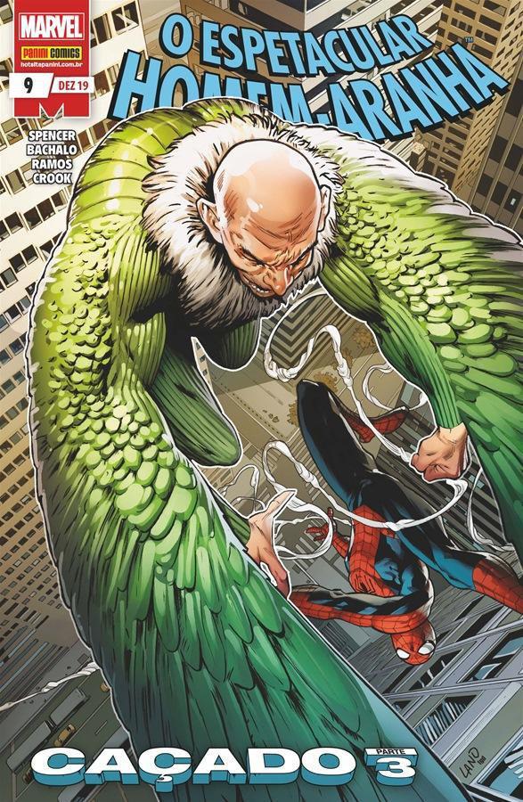 O Espetacular Homem Aranha 9 Marvel Livros De Literatura