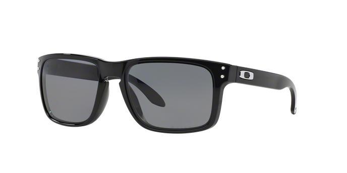 Oakley HOLBROOK OO9102L 910202 Preto Lente Polarizada Cinza Tam 55 R   399,99 à vista. Adicionar à sacola 2830984743