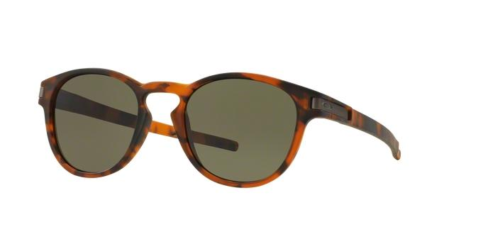 d7f552d981 Oakley LATCH OO9265 02 Tartaruga Havana Lente Cinza Tam 53 - Óculos ...