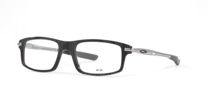 3af874b9be6ce Oakley OX1100 02 Grafite   Preto Lente Tam 53 - Armação   Óculos de ...