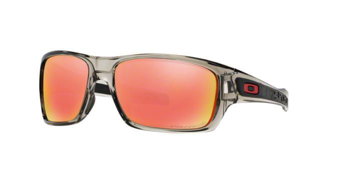 Oakley TURBINE OO9263L 926310 Cinza Lente Polarizada Espelhada Vermelho  Ruby Iridium Tam 65 R  479,99 à vista. Adicionar à sacola a31d6c86db
