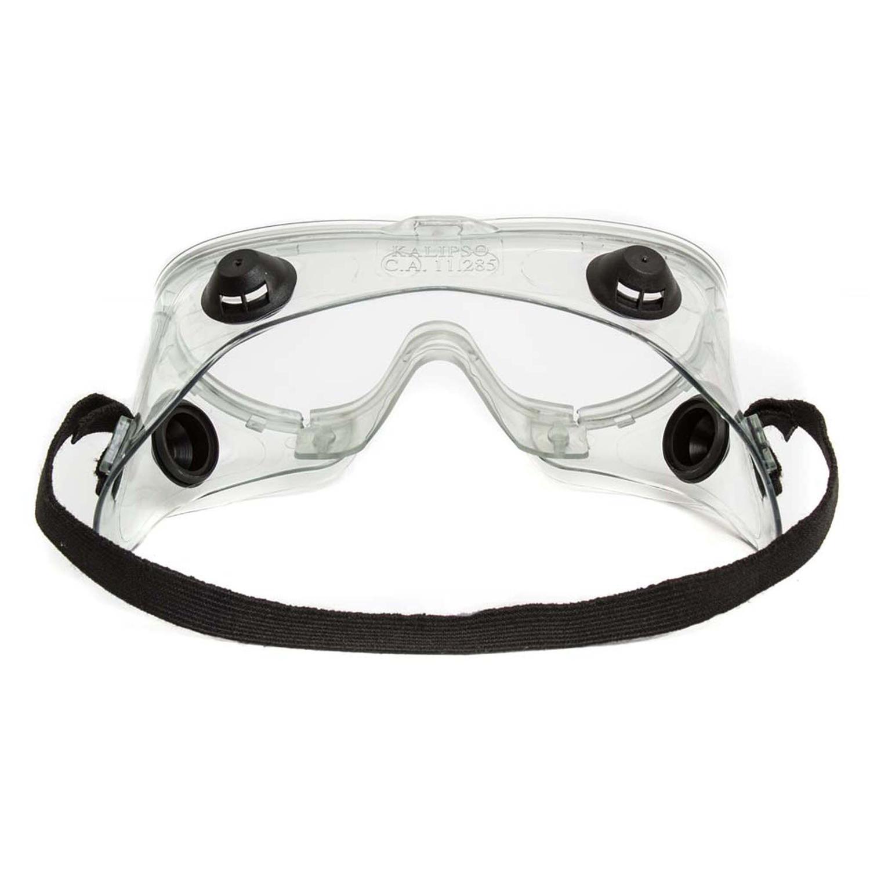 b89aea9aea70e Oculos ampla visao com valvula rã kalipso - Óculos de Proteção ...