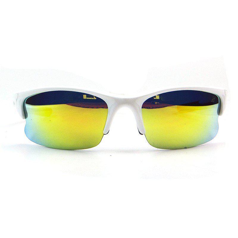 2c0ae9237ca1f óculos Ciclismo HIGH ONE IRON com 3 Lentes AMAR ESP TRANSP FUME Branco e  Vermelho R  80,85 à vista. Adicionar à sacola