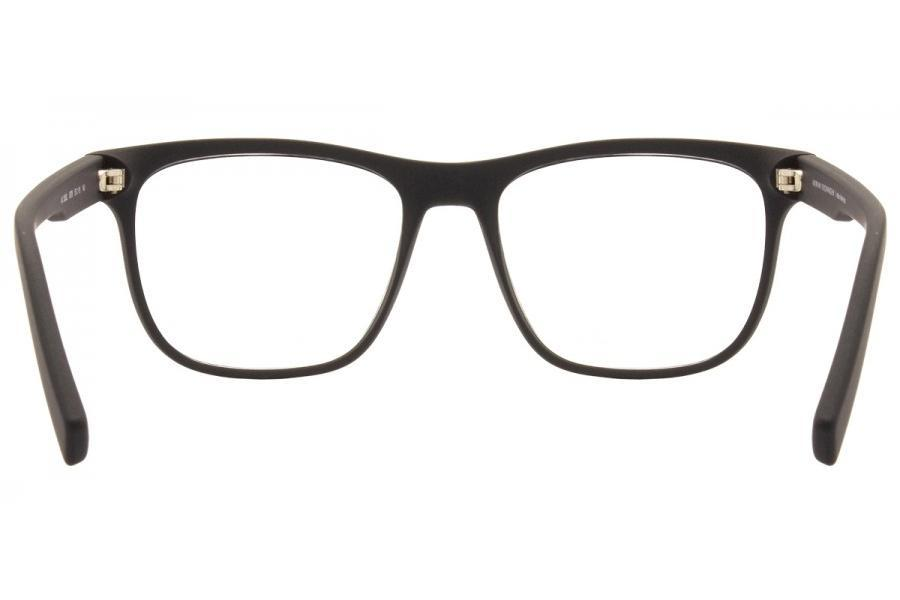 0d88f9417 Óculos de Grau Armani Exchange AX3050L 8078/53 Preto Fosco R$ 350,00 à  vista. Adicionar à sacola