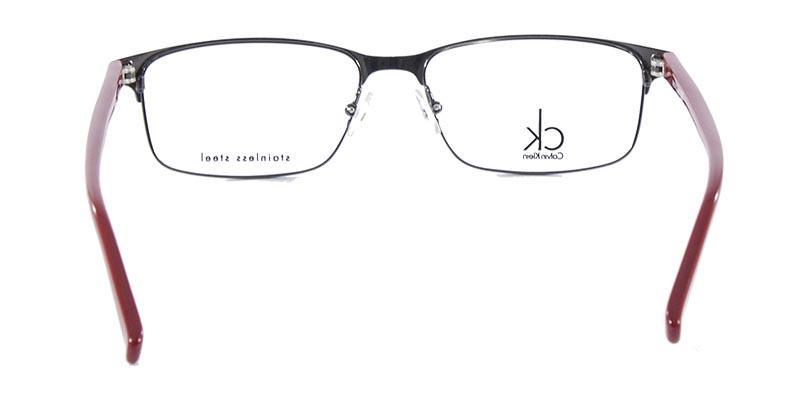 63139b946b0a0 Óculos de Grau Calvin Klein CK5379 Vermelho - Óptica - Magazine Luiza