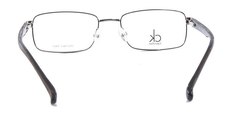 4ec890f42b3b5 Óculos de Grau Calvin Klein CK5386 Prata R  414,38 à vista. Adicionar à  sacola