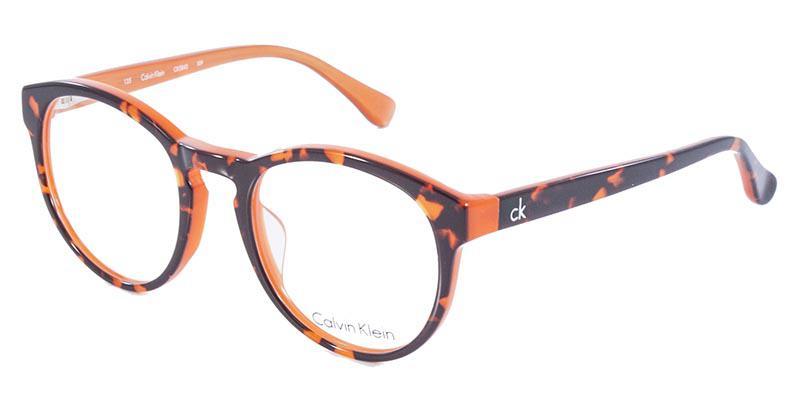 c5020ca635bdf Óculos de Grau Calvin Klein CK5843 Tartaruga - Óptica - Magazine Luiza