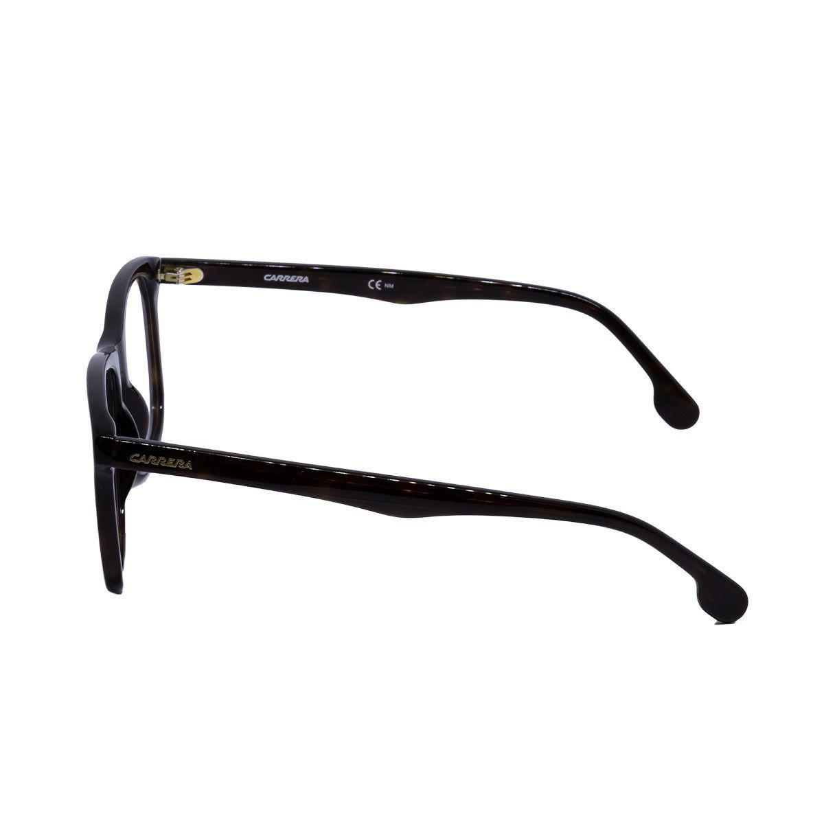 557b0ed4c6615 Óculos de Grau Carrera 135V - acetato preto R  475,00 à vista. Adicionar à  sacola