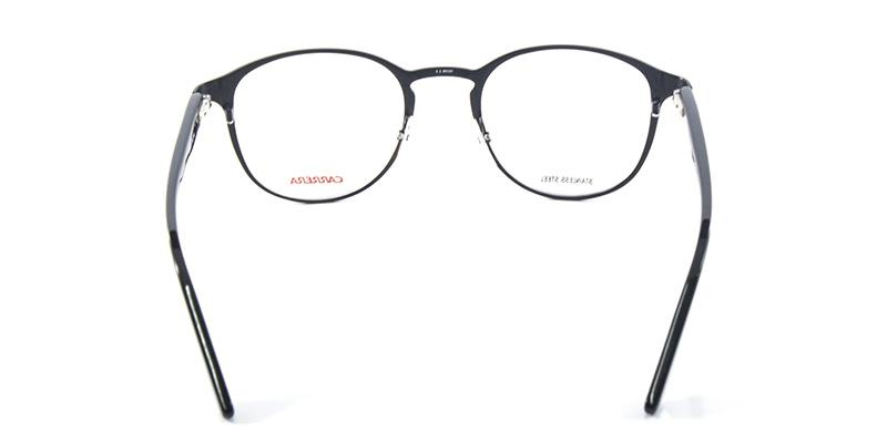Óculos de Grau Carrera CA6638 Preto - Óptica - Magazine Luiza 4216d25eb1