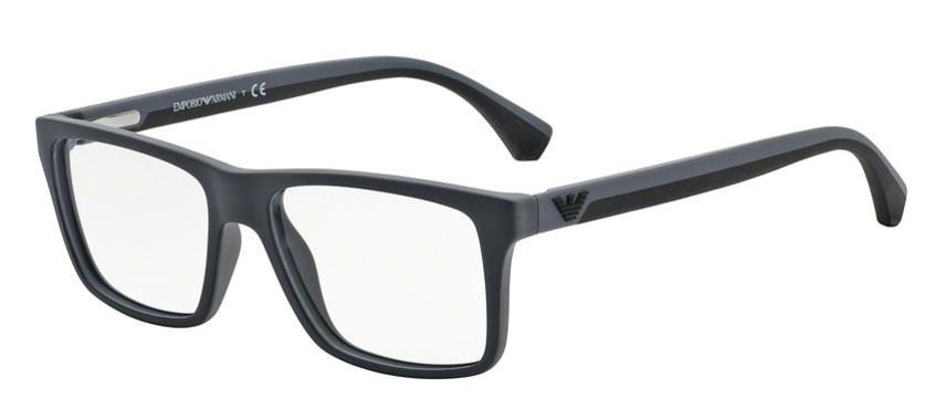 be1f650aa5037 Óculos de Grau Emporio Armani EA3034 5229 Preto Fosco Lentes Tam 55 R   299,99 à vista. Adicionar à sacola