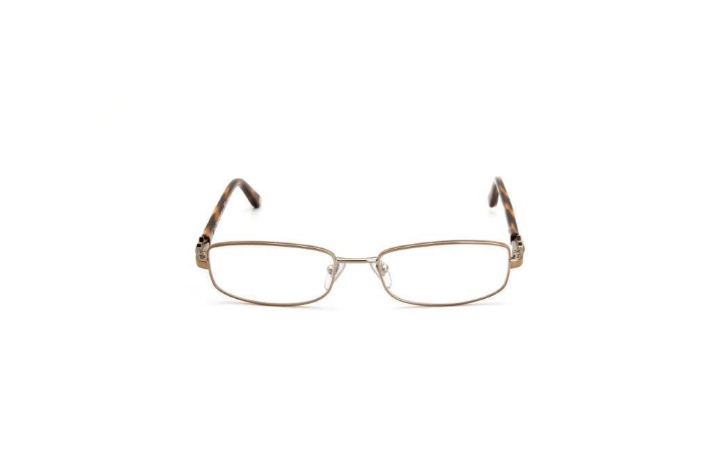 f1248d4a9 Oculos de Grau Feminino Vogue Quadrado Metal Dourado R$ 291,50 à vista.  Adicionar à sacola