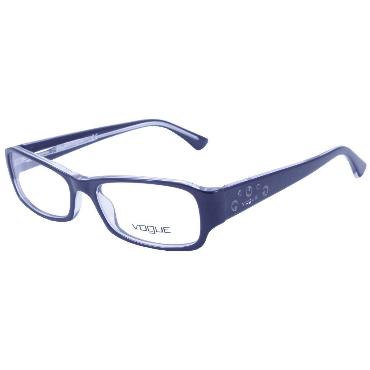 18d6f7898 Óculos De Grau Feminino Vogue VO2758 827 Tam.52 - Vogue original R$ 359,00  à vista. Adicionar à sacola