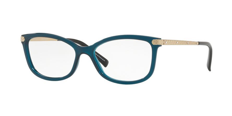 a80534c7f0adf Óculos de Grau Grazi Massafera GZ3026B F334 Azul Translúcido Com Cristais  Da SWAROVSKI Lente Tam 52 R  219,99 à vista. Adicionar à sacola