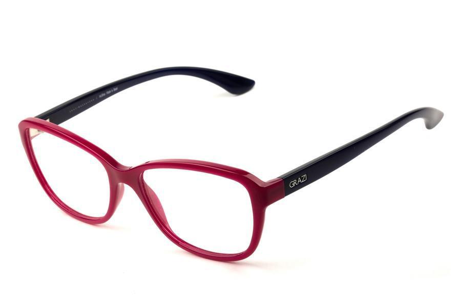 353af5704 Óculos de Grau Grazi Massafera GZ3037 F065/54 Cereja Brilhante R$ 250,00 à  vista. Adicionar à sacola