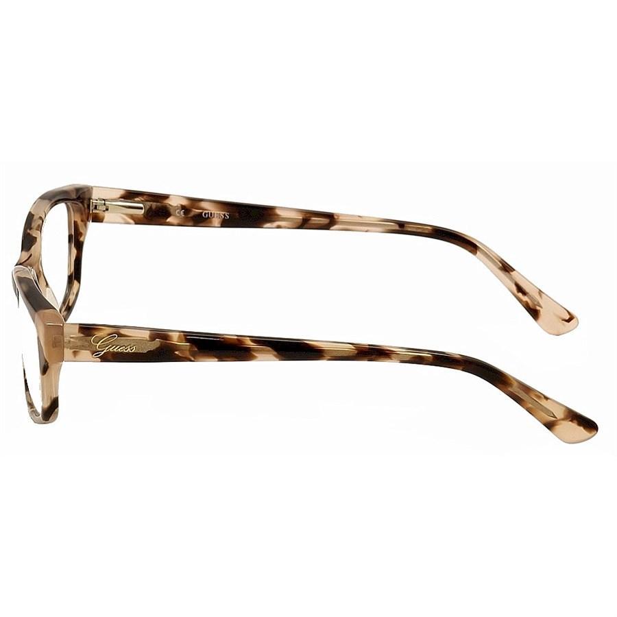 ab16258a9 Óculos de Grau Guess Acetato Havana Rosa - Guess R$ 339,00 à vista.  Adicionar à sacola