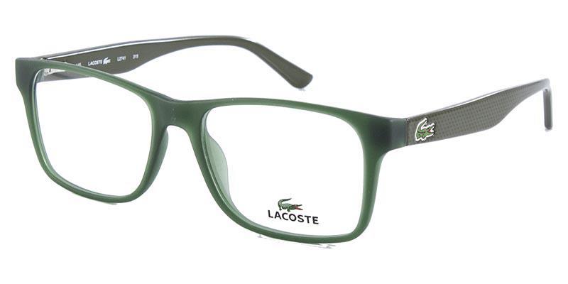 51c258e3d Óculos de Grau Lacoste L2741 Verde R$ 393,13 à vista. Adicionar à sacola