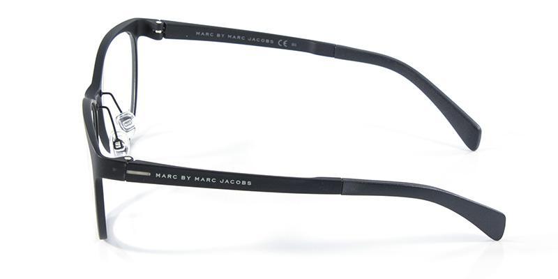 0995f4ed4b453 Óculos de Grau Marc by Marc Jacobs MMJ625 Preto - Óptica - Magazine ...