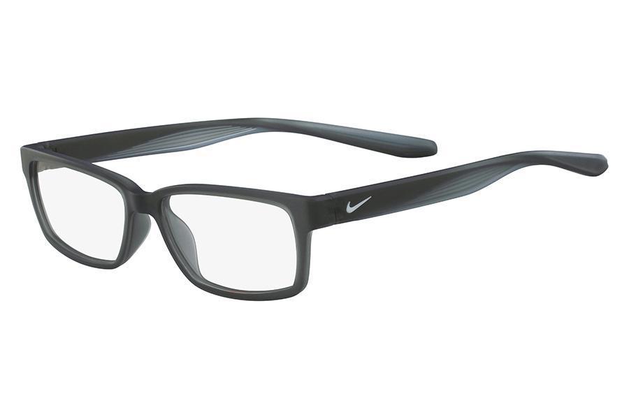 75715d98eb4bc Óculos de Grau Nike 7103 075 52 Cinza Fosco R  574,00 à vista. Adicionar à  sacola
