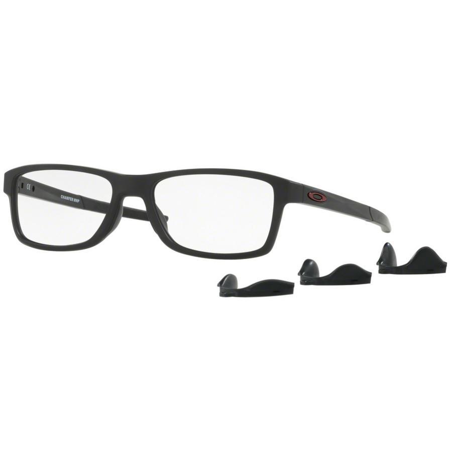 Óculos de Grau Oakley Chamfer MNP OX8089 Preto Acetinado Tam 54 R  329,99 à  vista. Adicionar à sacola 82701013be