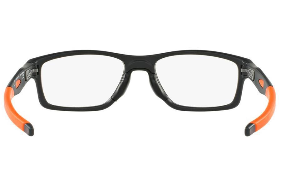 ec29b4c8d3d62 Óculos de Grau Oakley Crosslink Mnp 0OX8090 01 53 Preto - Óculos de ...