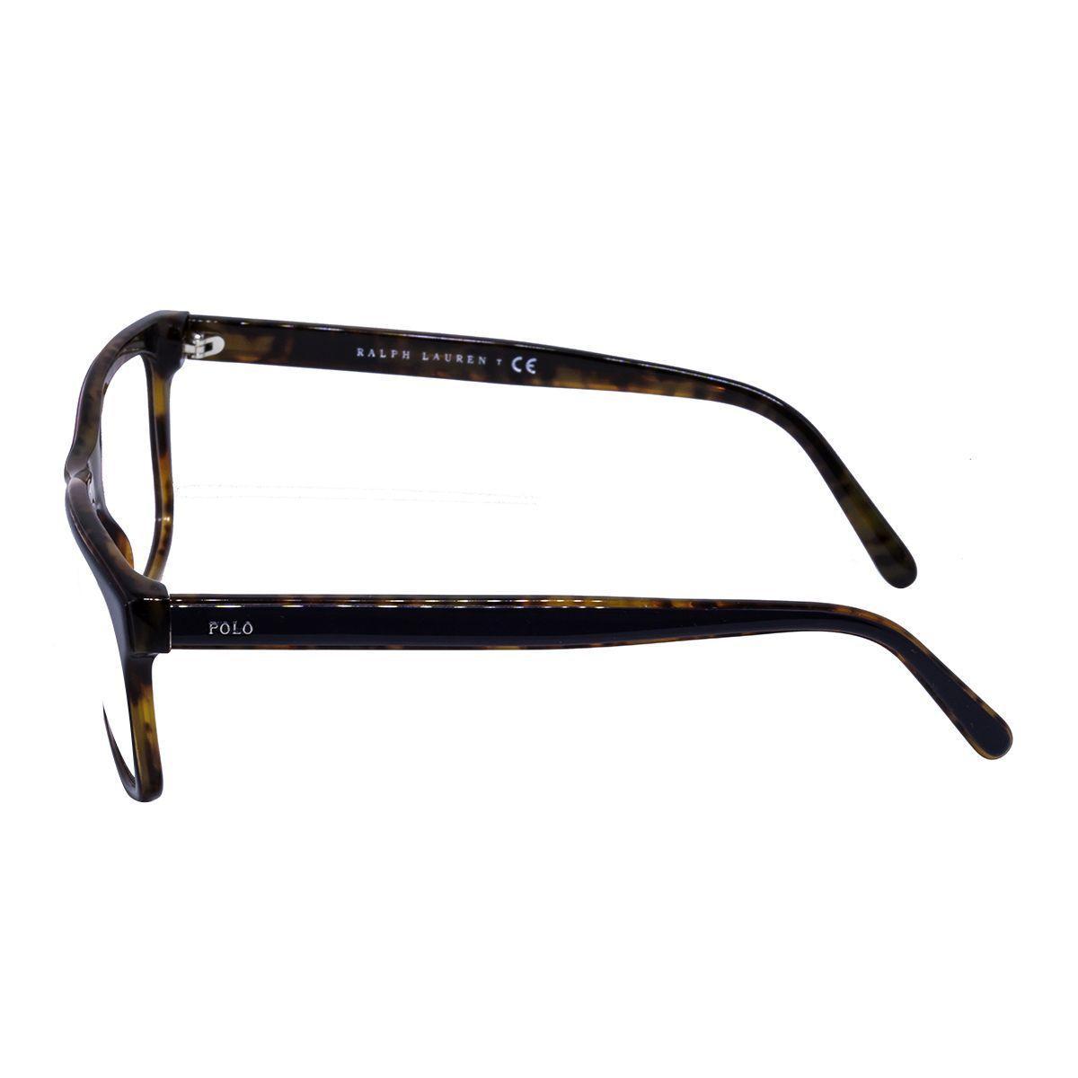 Óculos de Grau Polo Ralph Lauren PH2173 C5638 - Acetato Preto e Tartaruga  R  549,00 à vista. Adicionar à sacola 9325de9649