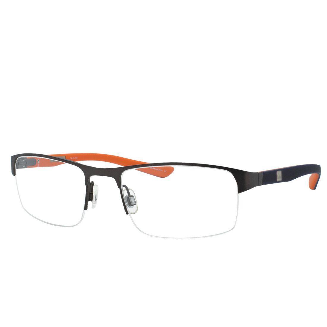7c60e821114d5 Óculos de Grau Quiksilver Masculino EQMEG00002 GUN - Fio de Nylon Laranja e  Azul Produto não disponível