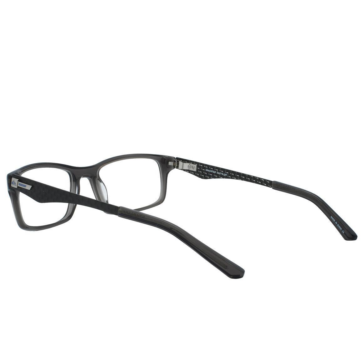 da2432ab287c2 Óculos de Grau Quiksilver Masculino EQYEGO3001 SMOK - Acetato Preto  Translucido Produto não disponível