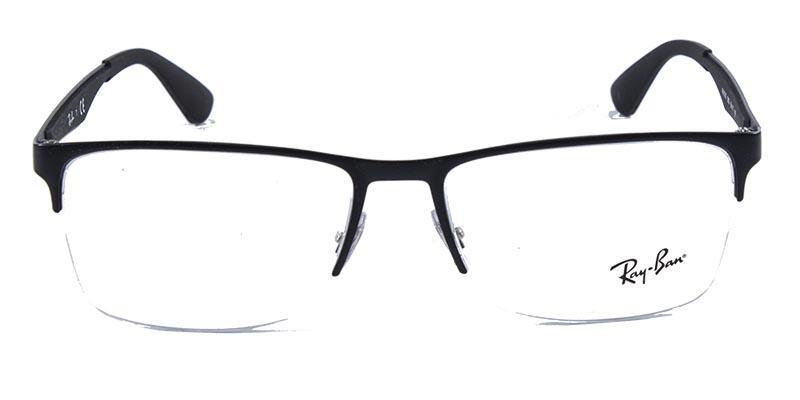 Óculos de Grau Ray Ban Active RB6335 Preto - Ray-ban Produto não disponível e0c5fe93fe