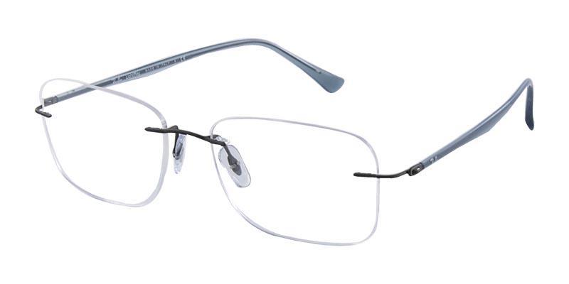 99104008ae9a9 Óculos de Grau Ray-Ban Balgriff RX8725 Titanio Grafite Produto não  disponível