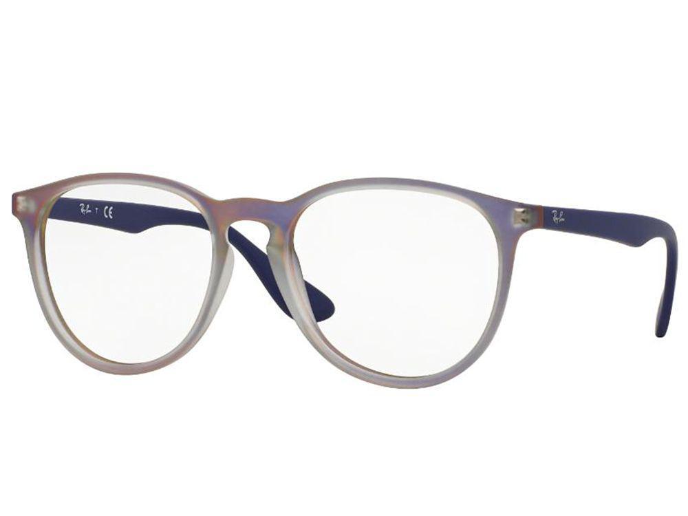 2be8db372 Óculos De Grau Ray Ban Erika RB7046 5486 Tam.53 - Ray ban original R$  359,00 à vista. Adicionar à sacola