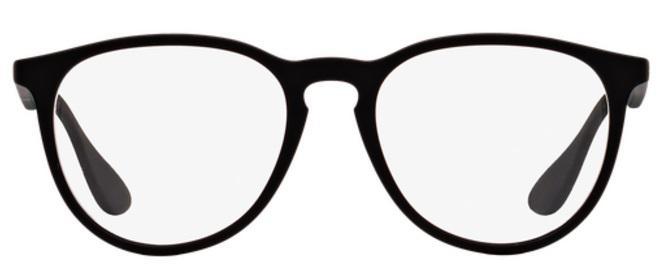 fae74d56ba203 Óculos de Grau Ray Ban Erika RB7046 Preto - Ray-ban - Óptica ...