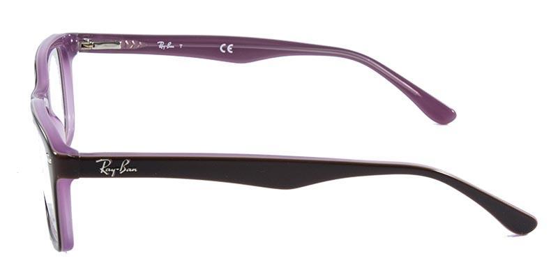 d280286a8a2be Óculos de Grau Ray Ban Highstreet RB5228 Vinho - Ray-ban R  259,99 à vista.  Adicionar à sacola