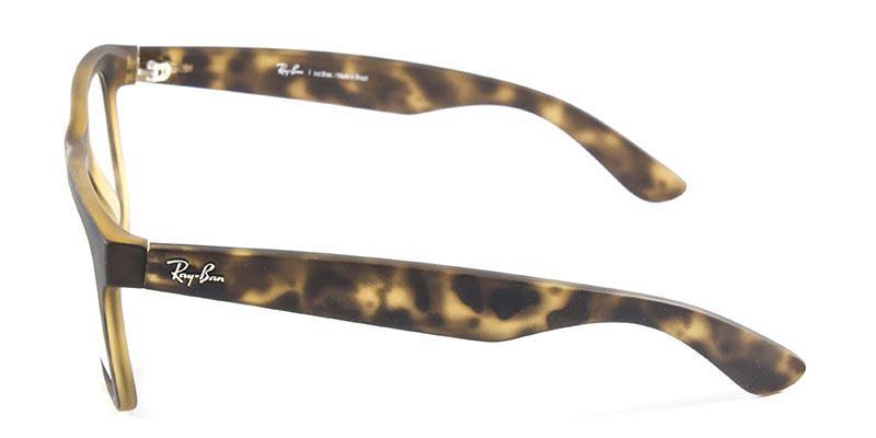 36cd611532c54 Óculos de Grau Ray Ban Justin RB7057 Ennio Tartaruga - Ray-ban Produto não  disponível