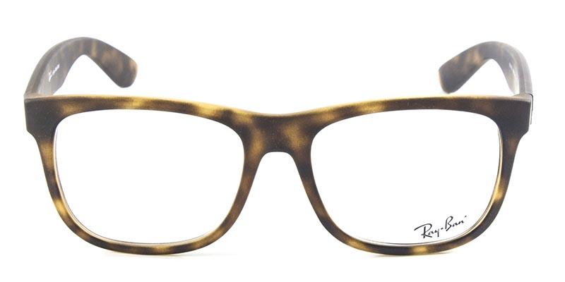 Óculos de Grau Ray Ban Justin RB7057 Ennio Tartaruga - Ray-ban Produto não  disponível ad1240afd0