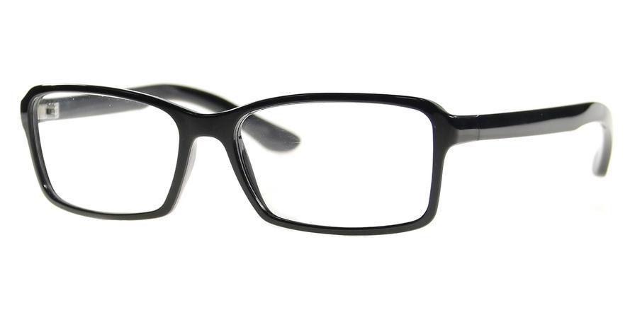 dc78afef84d76 Óculos de Grau Tecnol TN3023 D784 Preto Lente Tam 53 R  79,99 à vista.  Adicionar à sacola