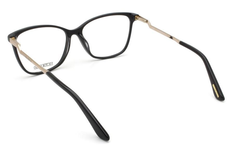 66bf6eafc Óculos de Grau Victor Hugo VH1765 0700/54 Preto - Óptica - Magazine ...
