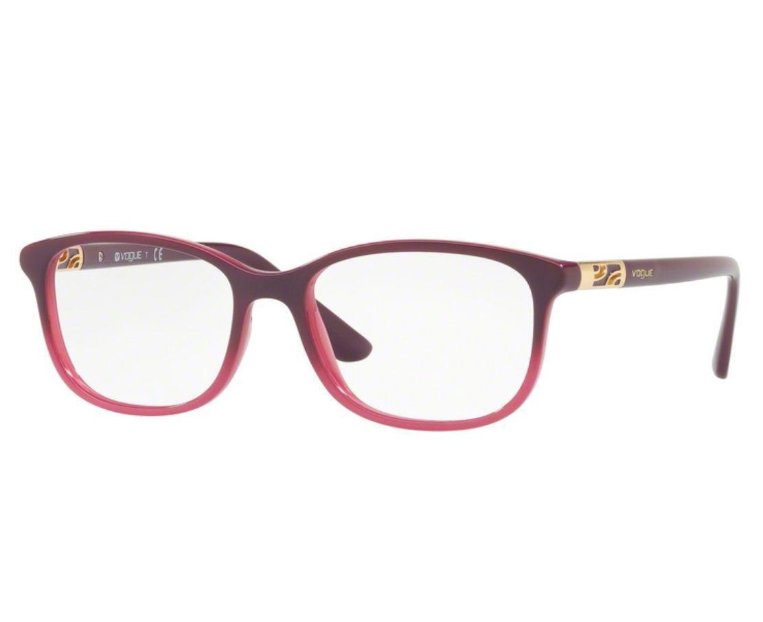 Óculos de Grau Vogue Feminino Roxo VO5163 2557 Tam.53 - Vogue original R   399,00 à vista. Adicionar à sacola 744a04c258