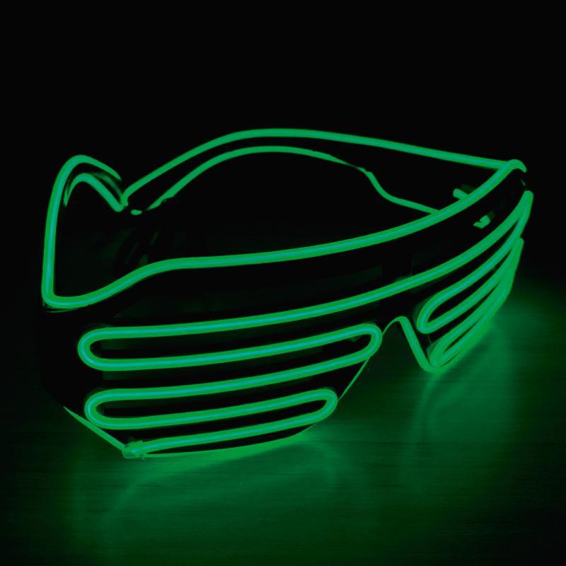Óculos De Led Para Festa E Dj Persiana Com Pilhas - Importado R  49,00 à  vista. Adicionar à sacola 70b6139c9b