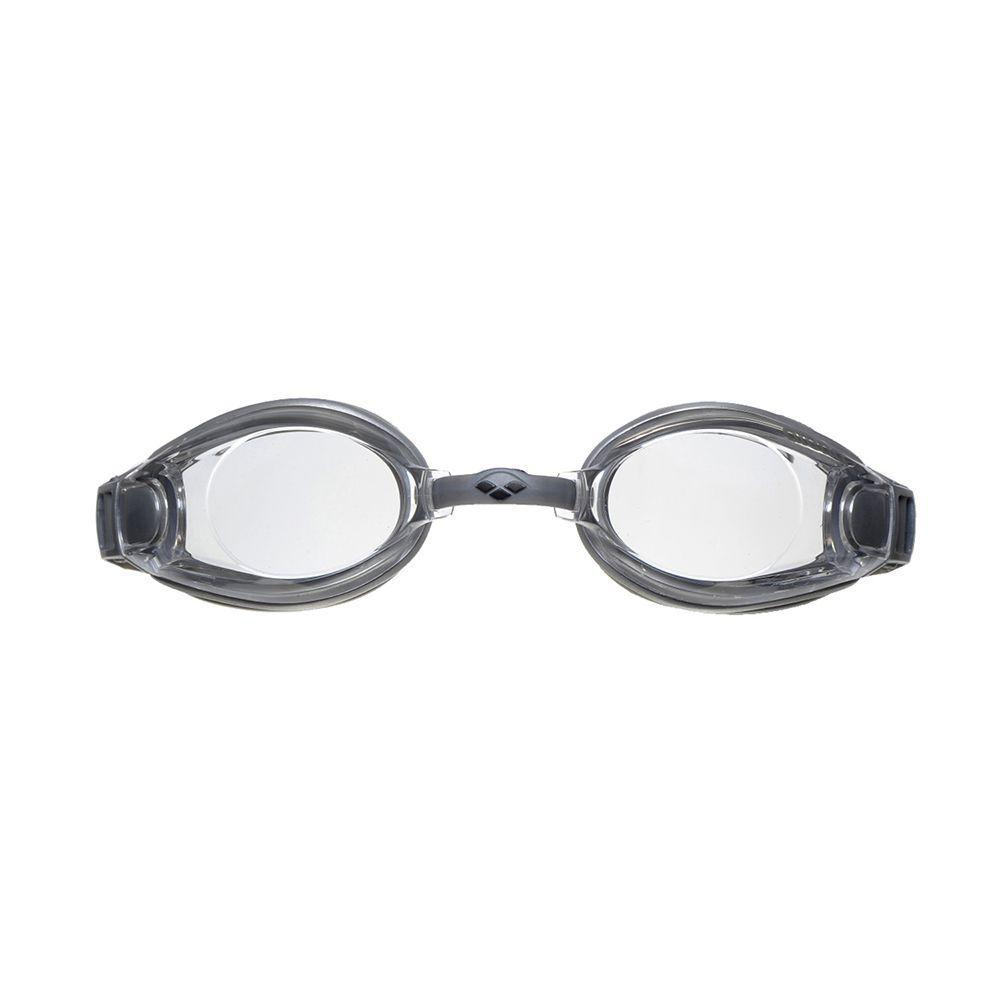 5d6da56cc22ac Óculos De Natação Adulto Zoom X-Fit Cinza Lente Transparente Arena R  71
