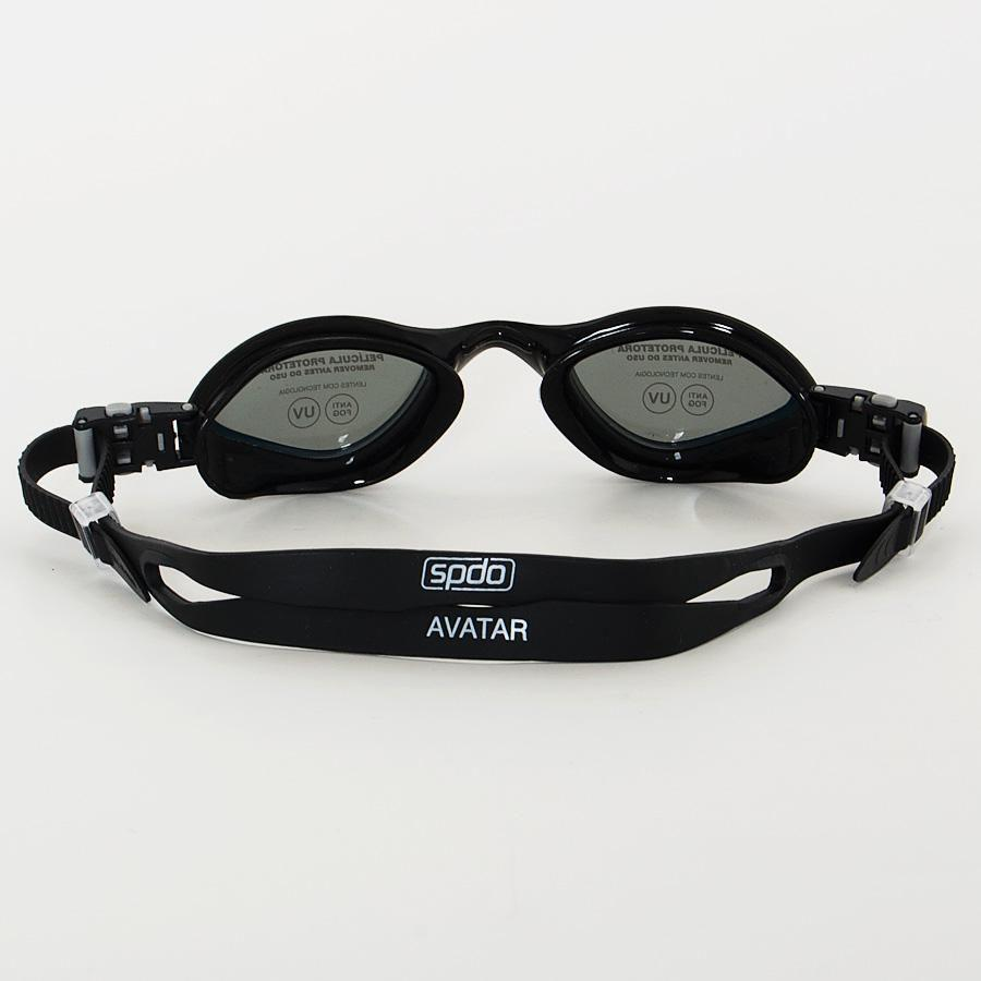5bc1543dc868f Óculos de Natação Avatar Preto Fumê - Speedo R  87,90 à vista. Adicionar à  sacola