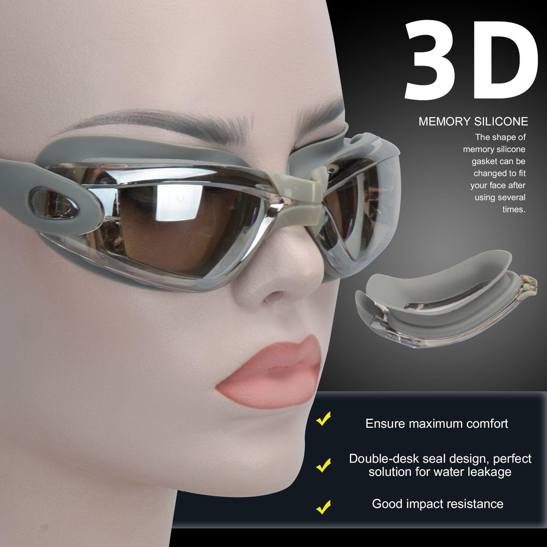 f32b86e58 Óculos De Natação Zhenya Profissional Antiembaçamento R$ 58,90 à vista.  Adicionar à sacola