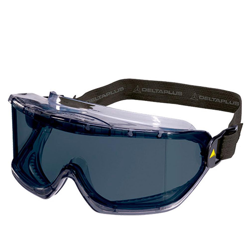 Óculos de segurança ampla visão cinza - Galeras Smoke (Cinza) - Delta plus  R  21,98 à vista. Adicionar à sacola 31fd7cb7e5