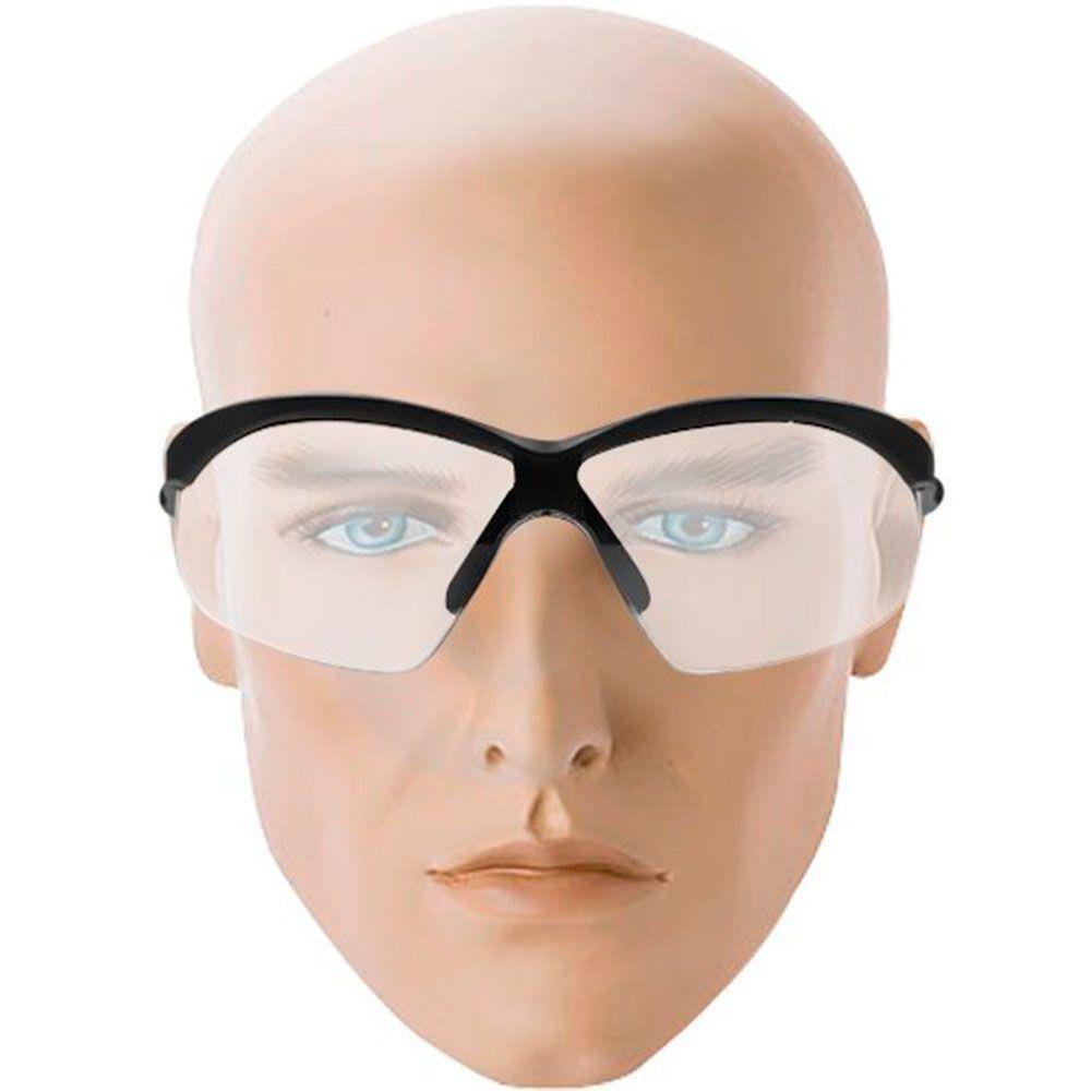 9fd804fb6c9ce Óculos de Segurança Evolution Incolor Carbografite - R  14,00 à vista.  Adicionar à sacola