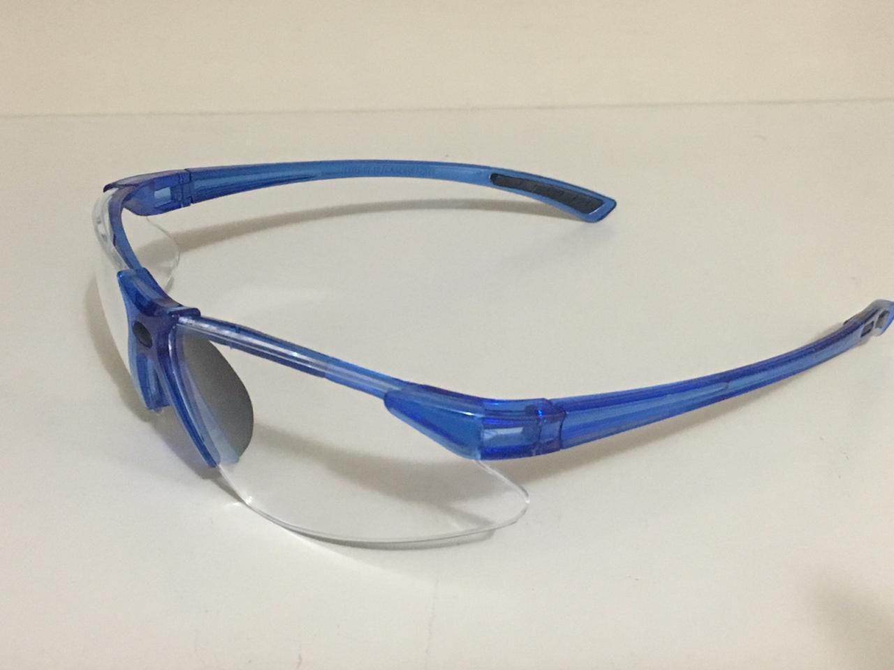 e268f957ab1fb Oculos de Segurança Incolor Urano Plastcor - Kalipso R  20,78 à vista.  Adicionar à sacola