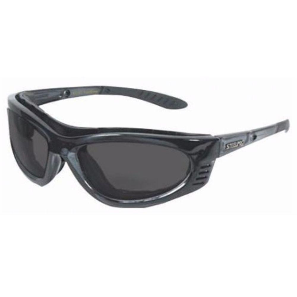 Óculos de Segurança - Turbine Steelpro com Lente Cinza Fumê - Steelpro  vicsa R  44,90 à vista. Adicionar à sacola 7cde063a65