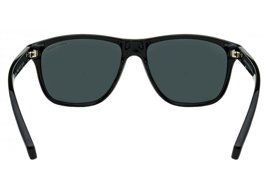 bc1a51296416f Óculos de Sol Armani Exchange AX4052SL 815887 58 Preto Brilhante R  340