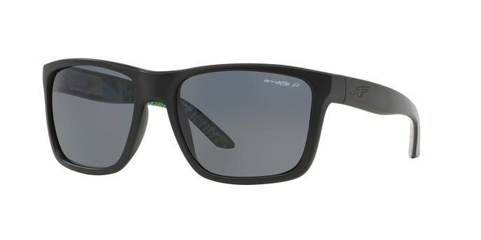 4703f539c6 Óculos de Sol Arnette Witch Doctor AN4177 222981 Preto Fosco Lente  Polarizada Cinza Tam 59 R$ 309,99 à vista. Adicionar à sacola